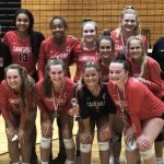 GHS Volleyball takes Hall Co Championship