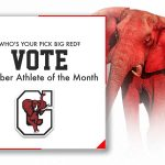 Cast your vote for the Big Red Athlete of the Month