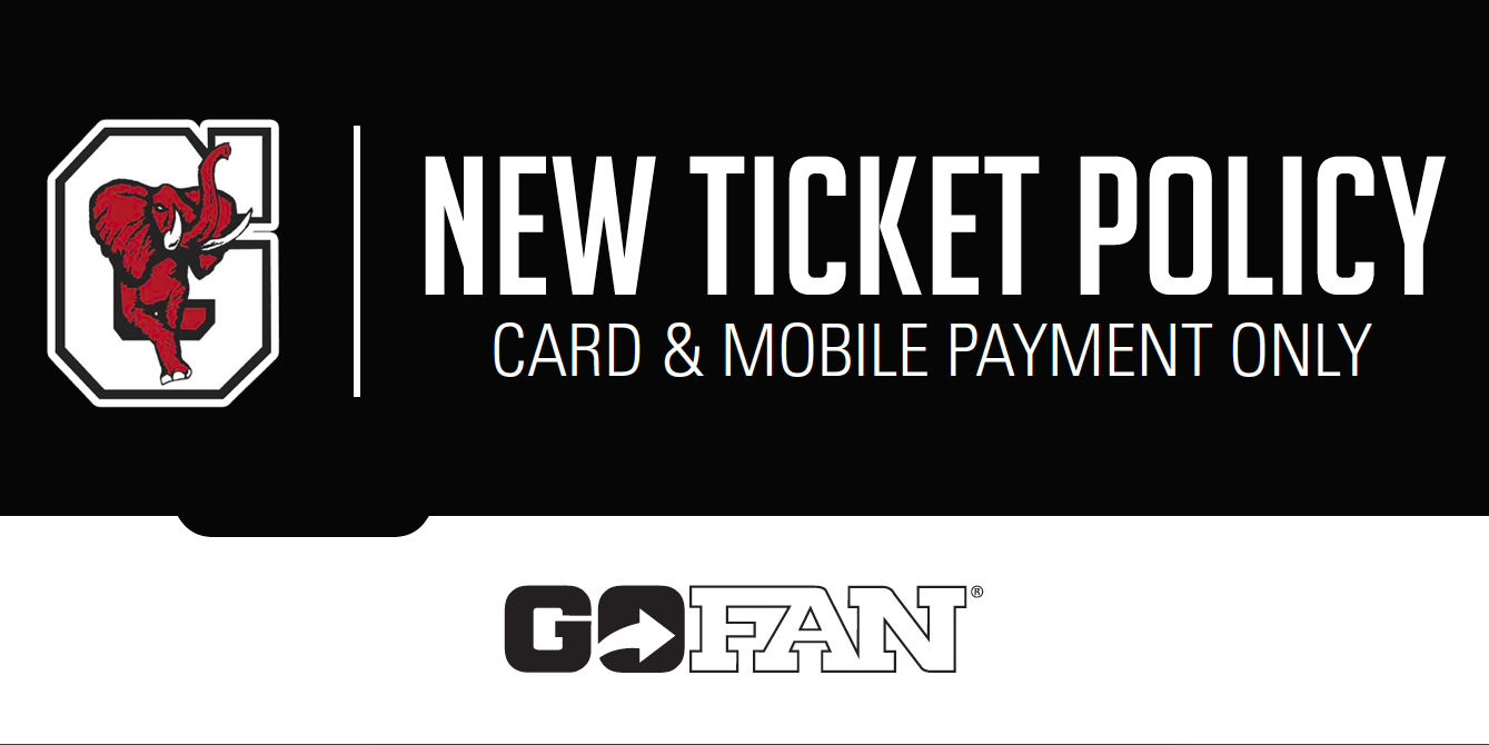 GCSS Athletics goes Cashless Digital Ticketing in 2020