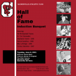 Gainesville Athletics Hall of Fame Banquet