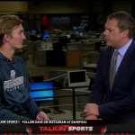 Corner Canyon's Dalton Hagen: America First Credit Union Player of the Week!