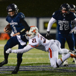 Top-ranked Corner Canyon blows out No. 2 Timpview