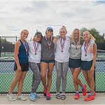 Chargers Tennis – 5A State Champions!
