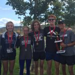 CCHS XC Performs Well at Park City