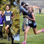 Cross Country successfully competes in the Footlocker West Championships in California
