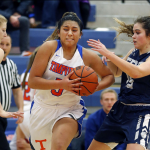 Timpview holds off Lady Chargers for 63-56 victory