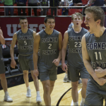Corner Canyon exploits Timpanogos' pressure to secure a 65-52 semifinal win