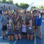 Girls Track Wins First Ever State Title