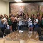 Nicole Critchfield Signs with BYU