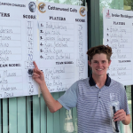 Boys Golf Starts Season With Two Tournament Wins