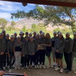 Boys Golf and Mitch Anderson Bring Home Region 7 Championships
