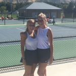 Abby Willes and Doubles Team Lizzie Simmons and Emma Heiden Advance to Semis
