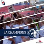 Girls' Soccer Wins First State Championship!