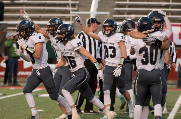 Charger Football Advances to State Championship