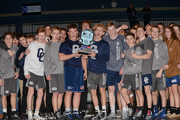 Corner Canyon Wins Battle of the Shield Over Alta