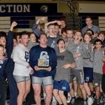 Wrestling Finishes State Tournament in 9th Place