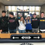 Six More Chargers Sign Letter of Intent to Play College Sports