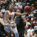 Girls Basketball Falls to East, Earns 5A State Runner-Up