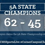 Boys Basketball – 5A State Champions!
