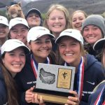 Girls Golf 4-Peats as Region Champions!