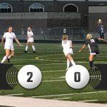 Girls Varsity Soccer beats Murray 2 – 0