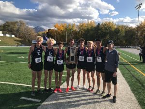 6A Cross Country Championships