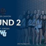 6A Volleyball Playoffs Round 2