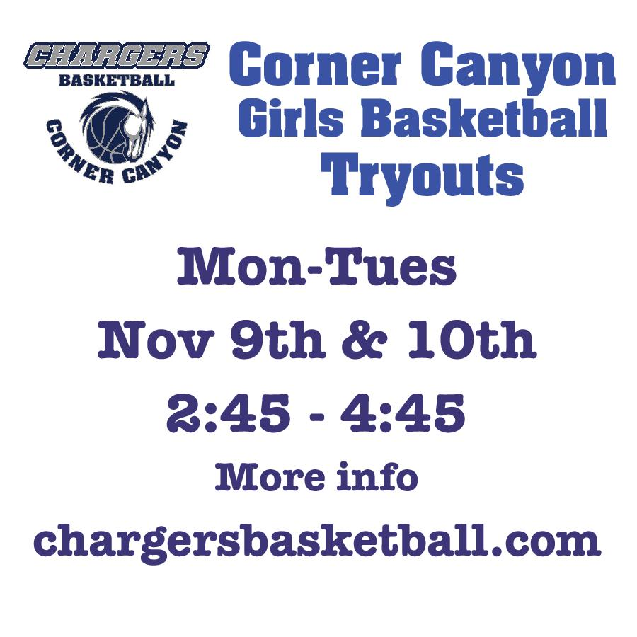 Girls Basketball Try-Outs
