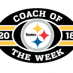 Coach Bostard Named Steelers High School Coach of the Week