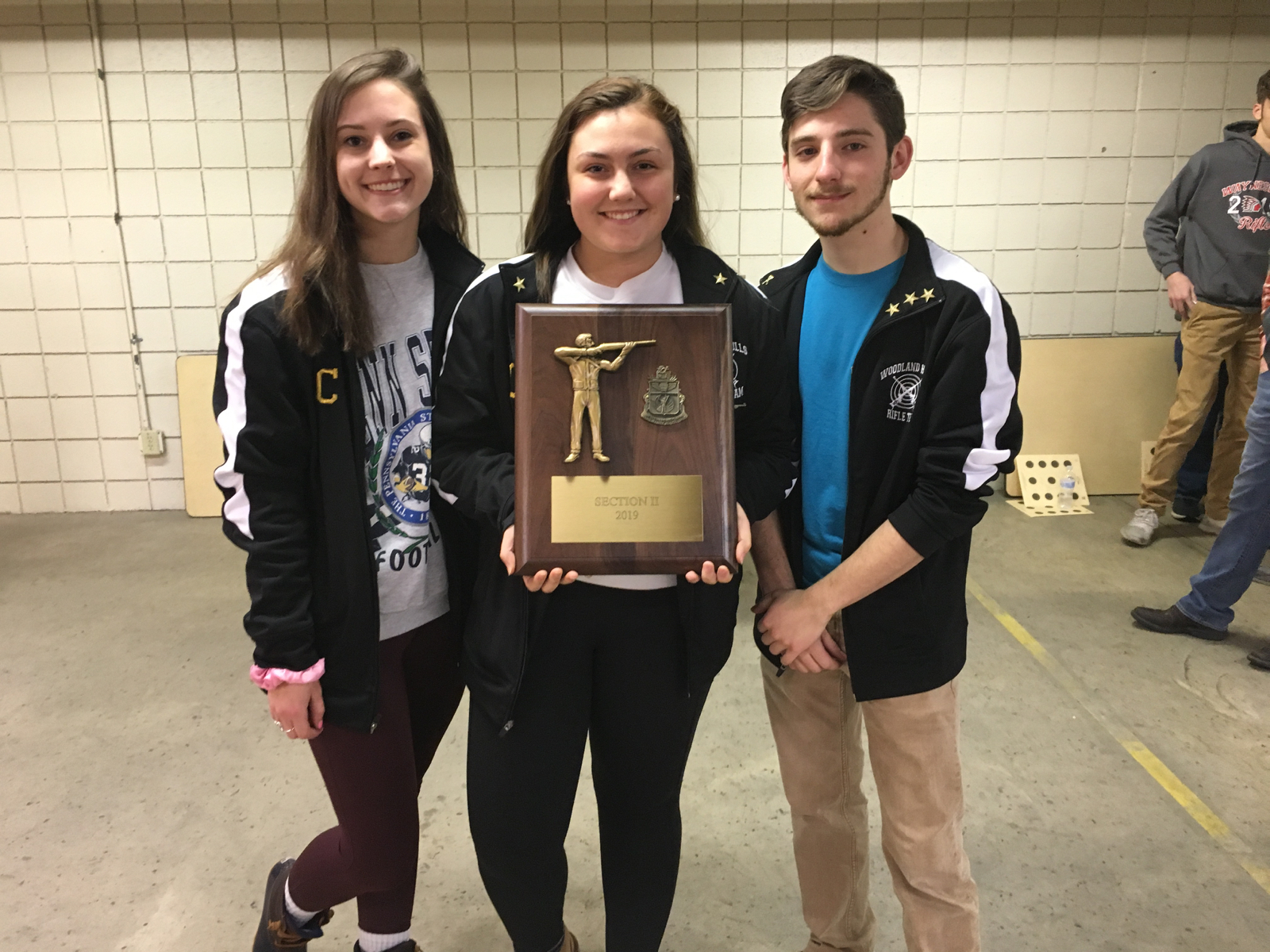 WHHS Rifle Wins WPIAL Section 2 Title