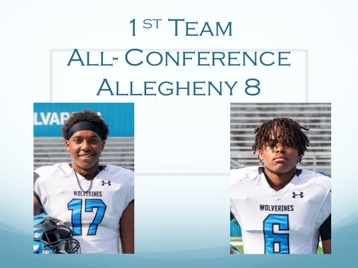 Wolverines Rawlings and Clark Named All-Conference 1st Team