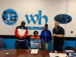 Jeff Williams Signs With Lincoln University