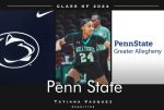 Vasquez Signs with PSU – Greater Allegheny