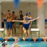 Coed Swimming