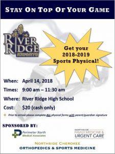 River Ridge - Team Home River Ridge Knights Sports