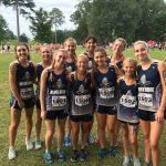 Girls Cross Country places 3rd for second consecutive year at Ridge Ferry