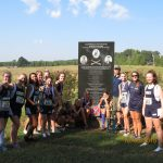 Varsity Cross Country finishes 1st place at Nash Farms