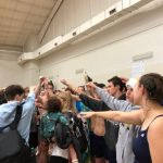 Swim Team WINS @ Habersham Meet