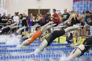 Swim – State Girls Relays