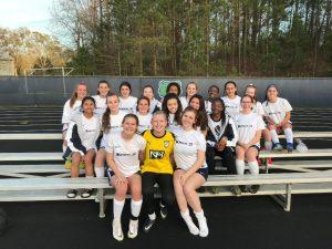 Lady Knights JV Soccer