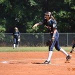 Girls Varsity Softball beats Osborne 16 – 0 in Game 2 of doubleheader