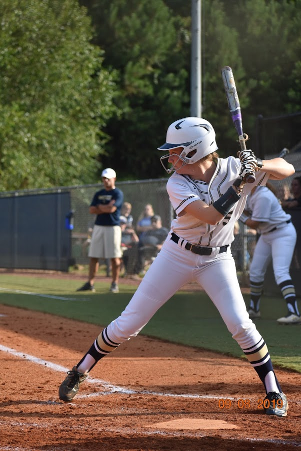 Late offensive surge by Lady Knights is enough to seal the win over Cambridge