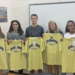 River Ridge Athletes of the Month (September)