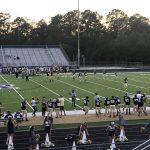 Knights JV Football takes a W against Sprayberry!