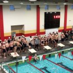 Swim Team brings home win from Rome!