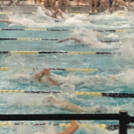 Swim finishes 1st & 2nd on the road at Calhoun