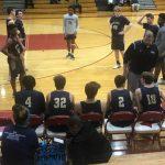 Boys Varsity Basketball beats Osborne 70-67