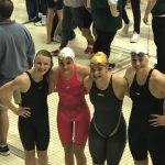 RR Girls place 5th 6A 200 Medley Relay