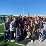 RRHS Track Team at Woodstock Wolverine Invitational