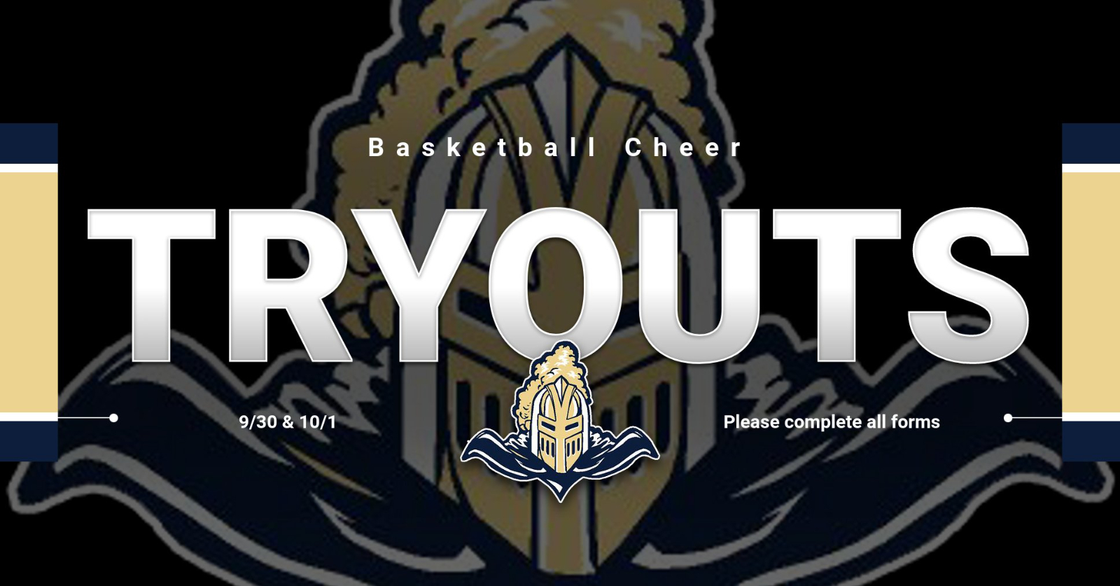 Basketball Cheer – Tryout Info
